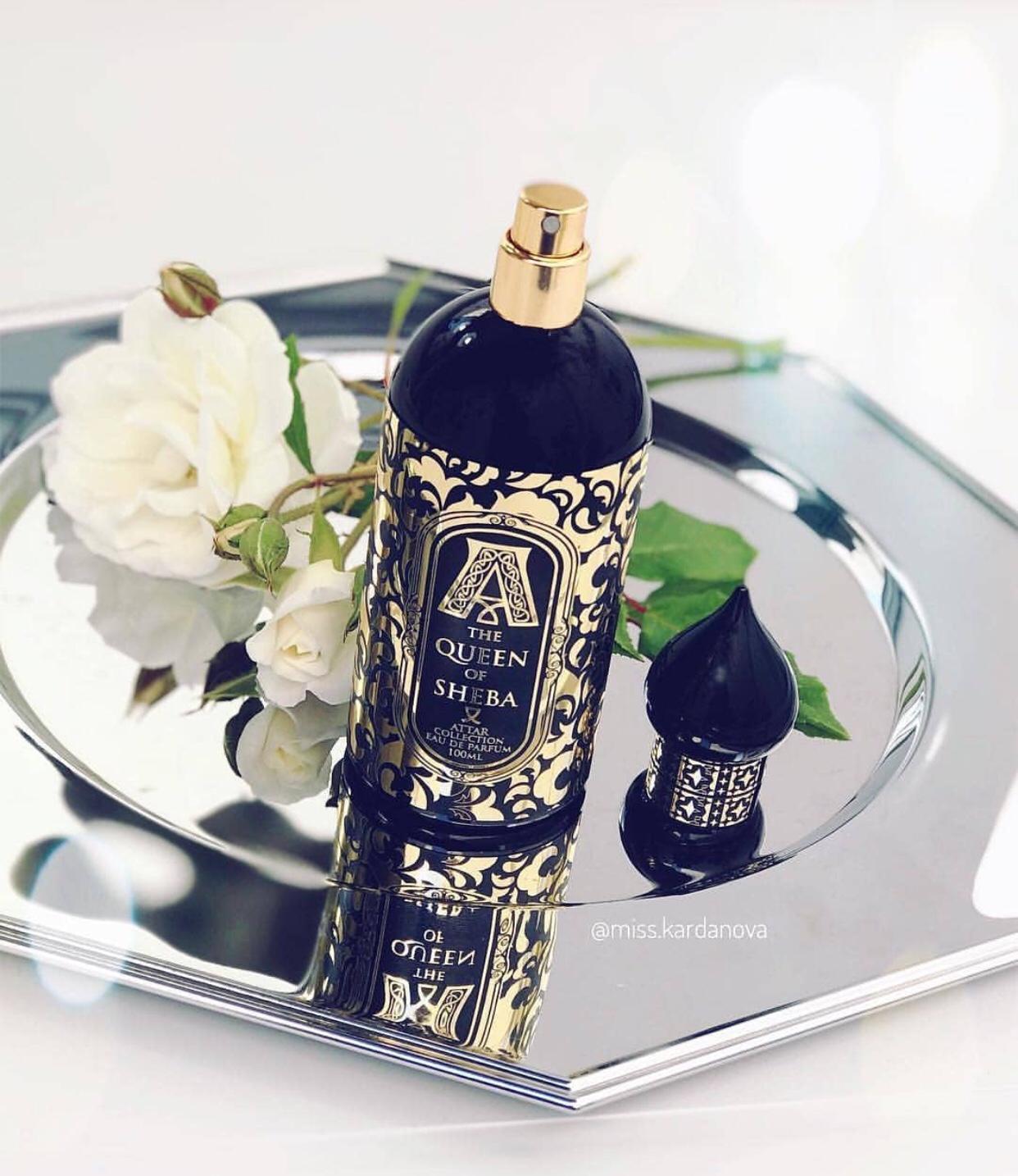 Attar Collection - The Queen of Sheba