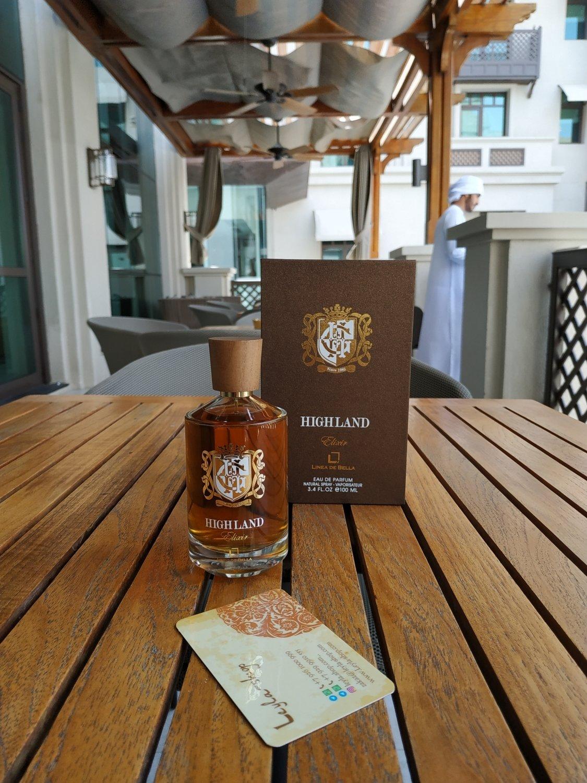Linea De Bella - Highland Elixir