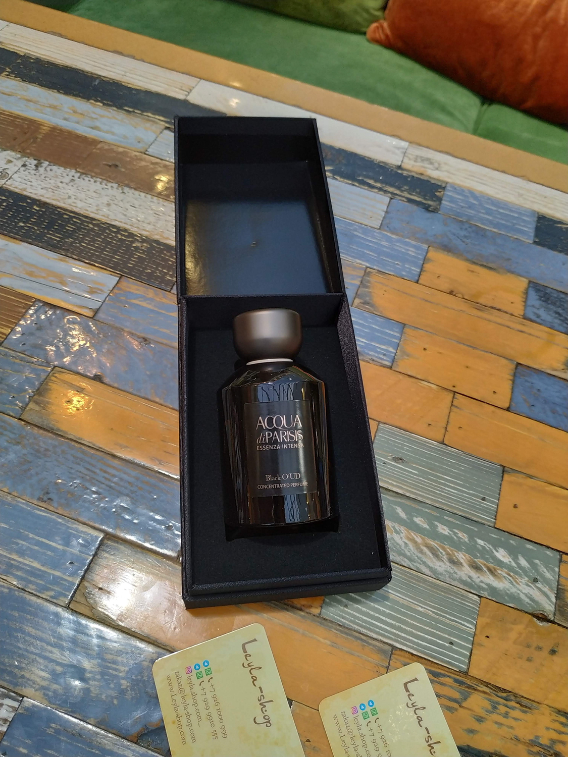 Acqua di Parisis - Black Oud
