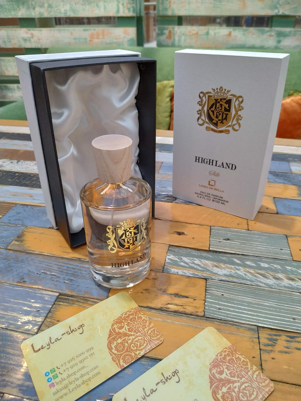 Linea  De Bella - Highland Silk