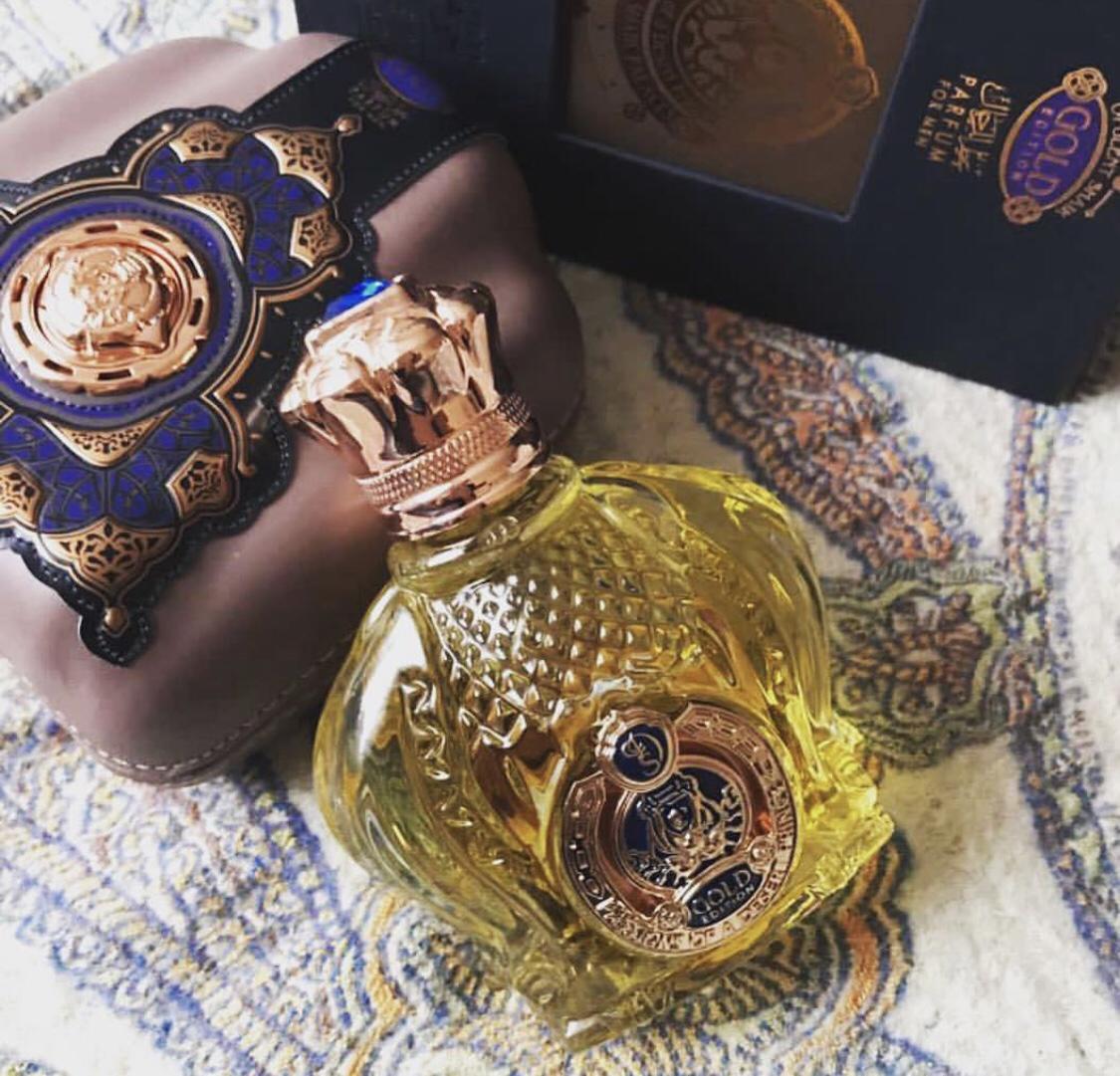 Designer Shaik - Opulent Shaik Gold Edition For Men