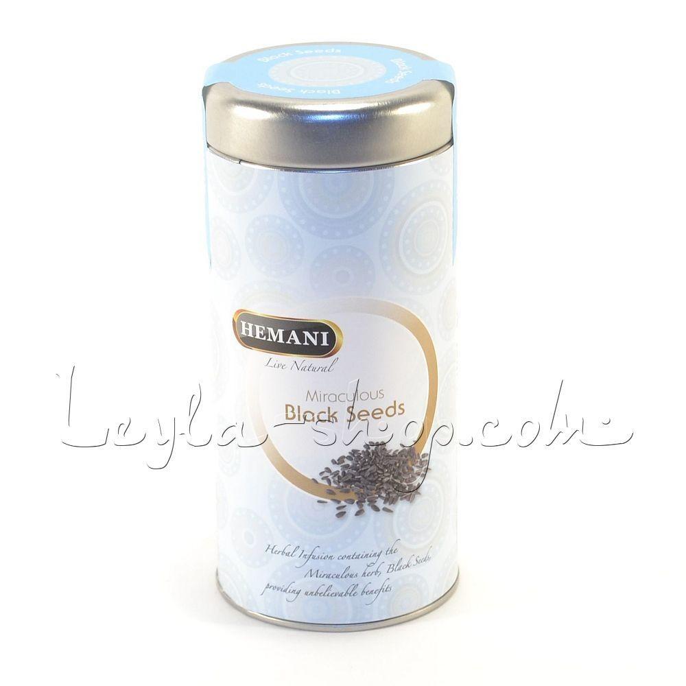 Чай Miraculous Black Seeds Hemani (Черный чай с семенами черного тмина)