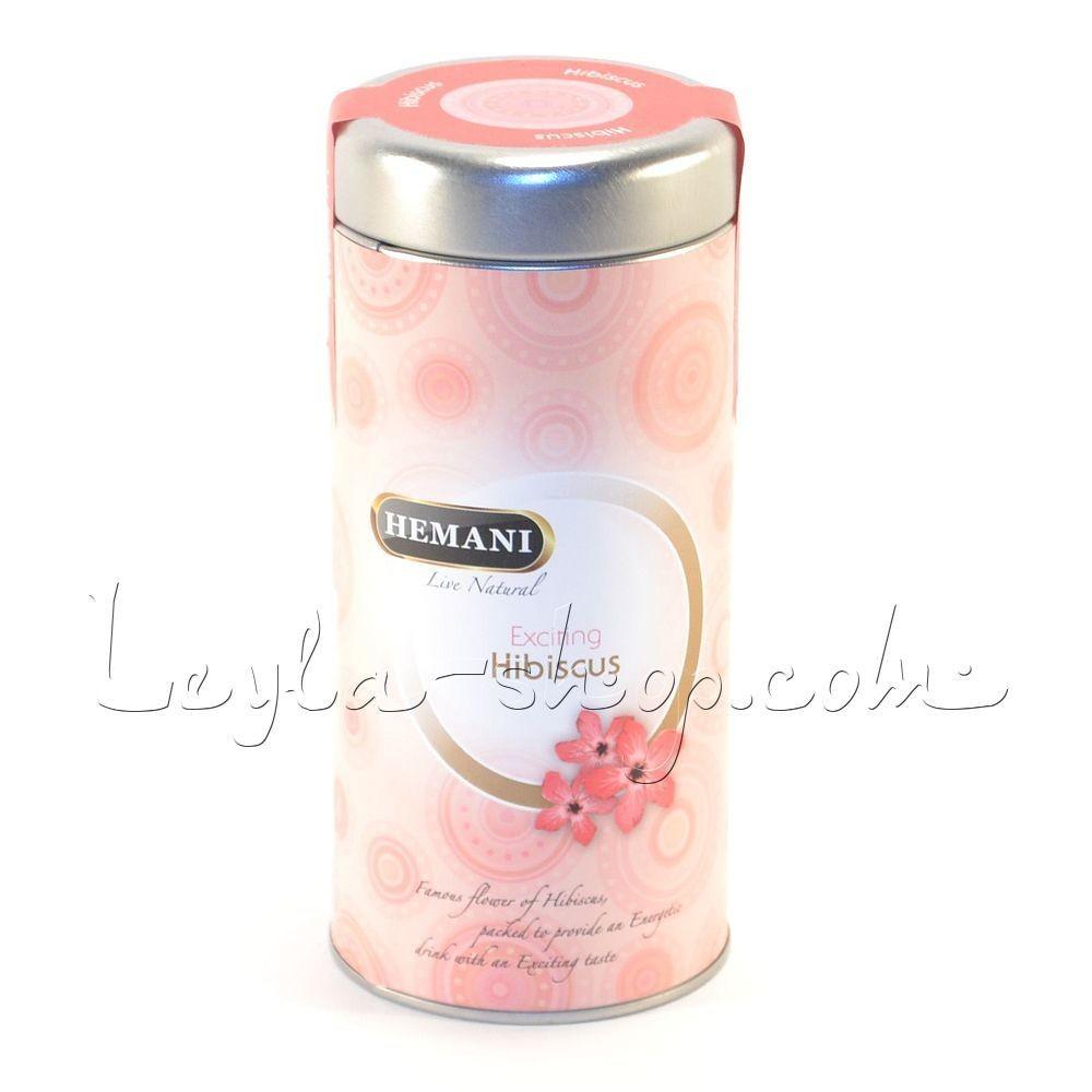 Чай Exciting Hibiscus Hemani (Чай с гибискусом)