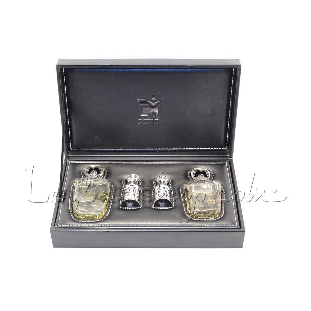 Arabian Oud - Small Leather Box 2