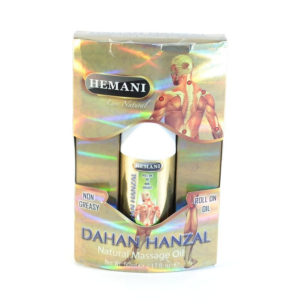 Масло Dahan Hanzal (массажное роликовое) Hemani