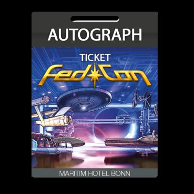 Autograph-Ticket