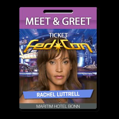 Meet & Greet - Rachel Luttrell