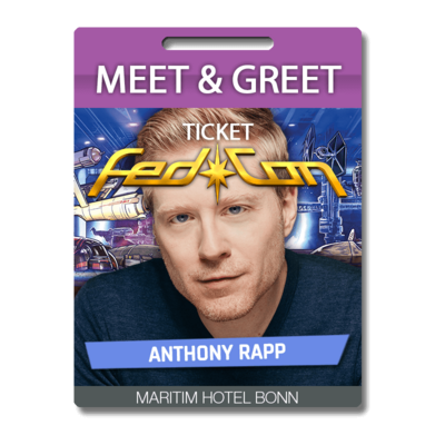 Meet & Greet - Anthony Rapp