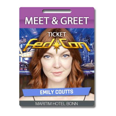 Meet & Greet - Emily Coutts