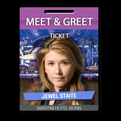 Meet & Greet - Jewel Staite