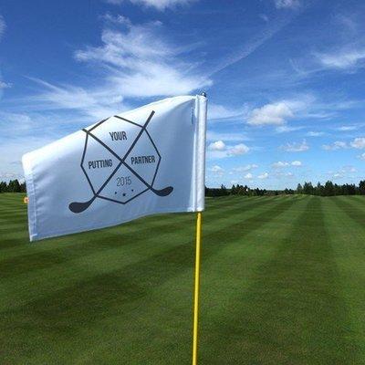Golf Pin Flags