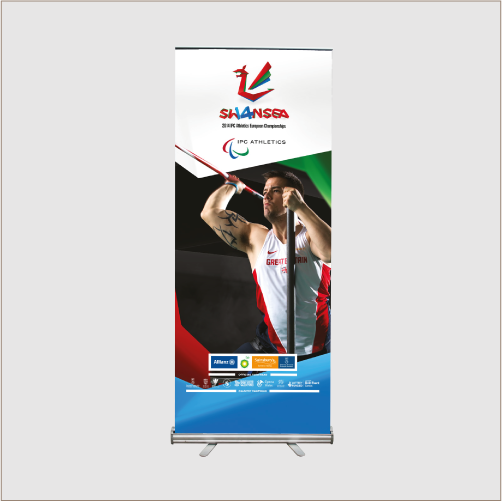 Conquest Budget Pull up Banner