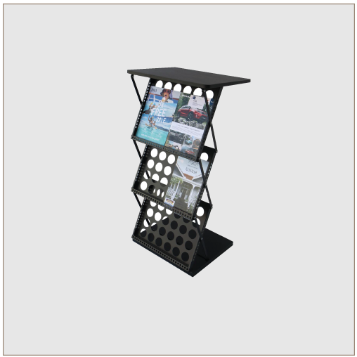 Lectern Brochure Stand