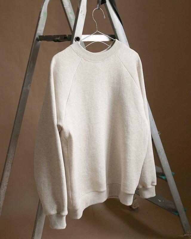 W'MENSWEAR Baisc Sweatshirt