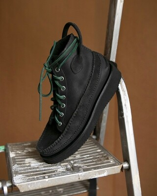W'menswear x Yuketen 'Space Pilot's Boots'