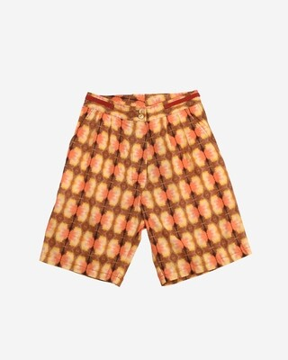 W'MENSWEAR COMBAT SHORTS IN ORANGE