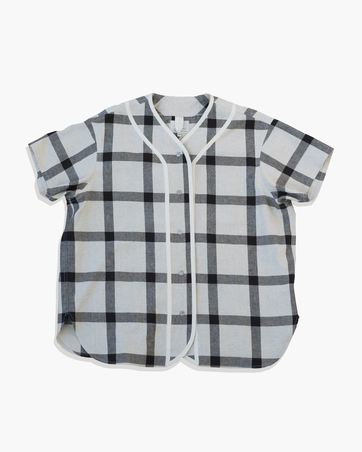 W'menswear All-Girl's League Shirt in Check