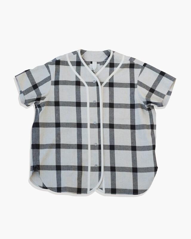 W'menswear All-Girl's League Shirt in Check