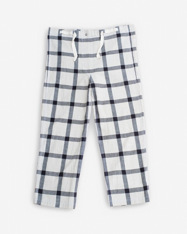 W'menswear Mess Pants in Check