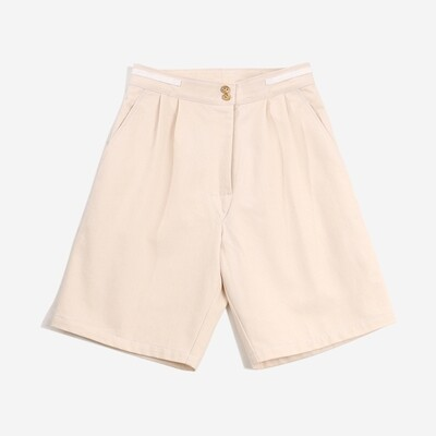 W'MENSWEAR COMBAT SHORTS IN COTTON