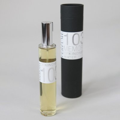 'Memory of Kindness' Water Perfume by CB I Hate Perfume