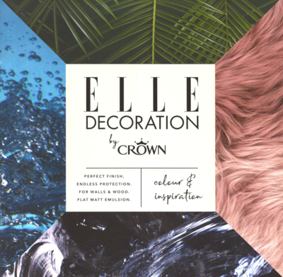 Elle Decoration Colour Card