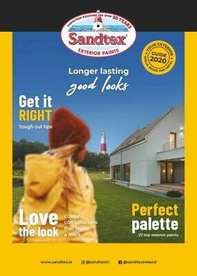 Sandtex Exterior Guide