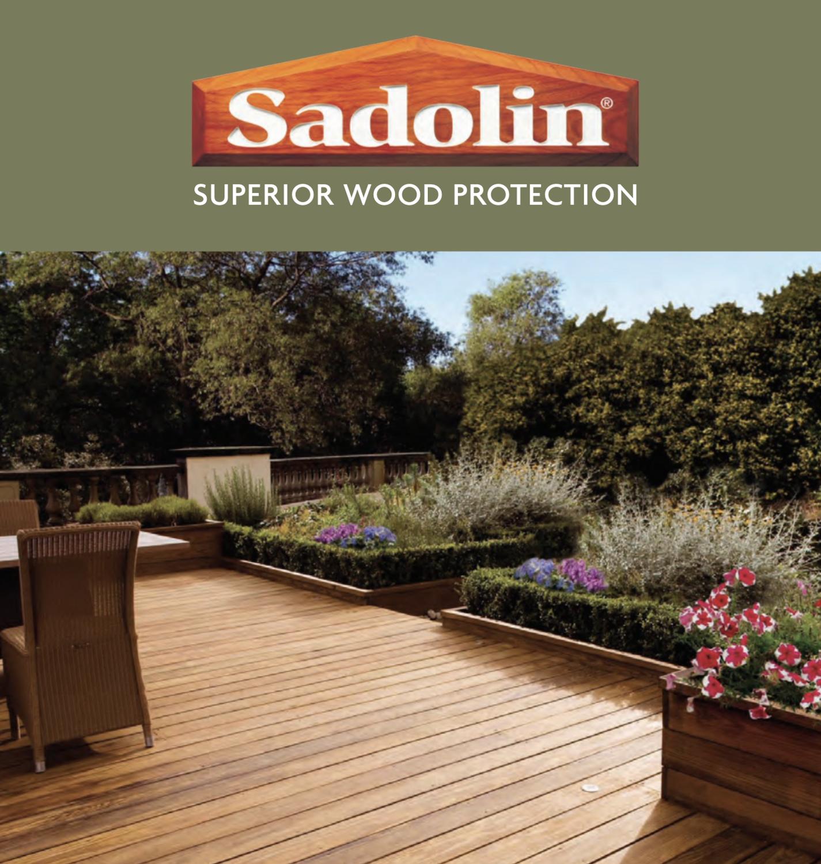 Sadolin Colour Guide