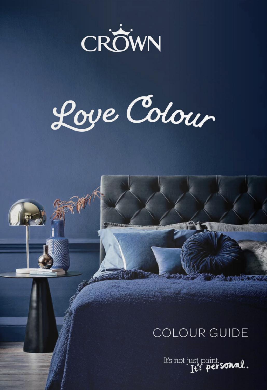 Crown Colour Guide