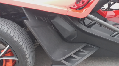 Cool Vent System for Polaris Slingshot (All Models)