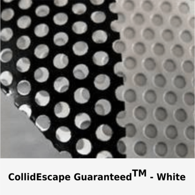 CollidEscape Guaranteed - White