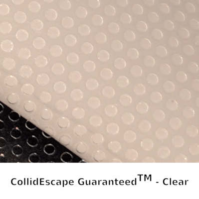 CollidEscape Guaranteed - Clear (not for Territorial aggression)