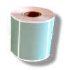 Translucent blue frosted tape-American Bird