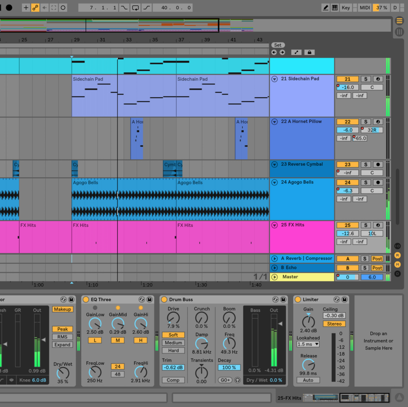 Level 2:  The Art of Mixing