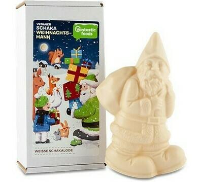 Chocolate Santa - White Chocolate :)