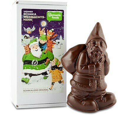Chocolate Santa - Dark Chocolate :)