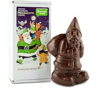 Chocolate Santa - Dark Chocolate :)