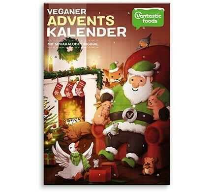 Vegan Advent Calendar - Dark Chocolate :)