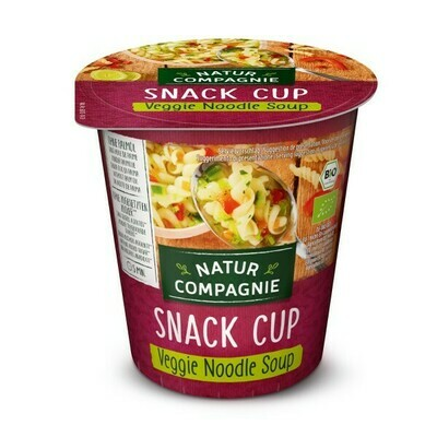 Asian Style vegetable and noodle soup, organic, 255ml (55g)