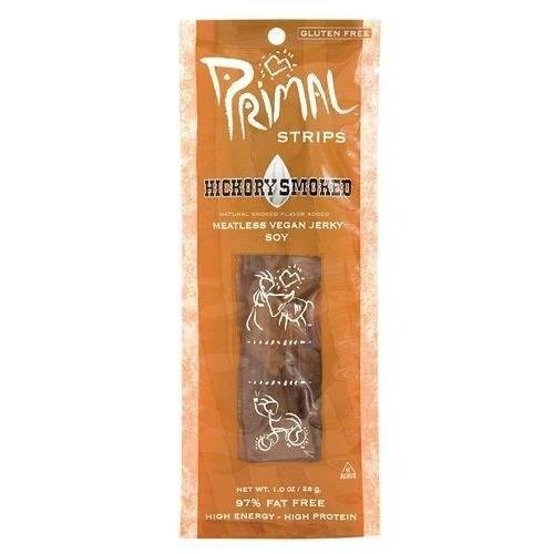 Primal Strips HIckory Smoked Jerky 28g