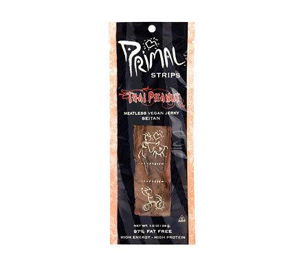Primal Strips Thai Peanut Jerky 28g