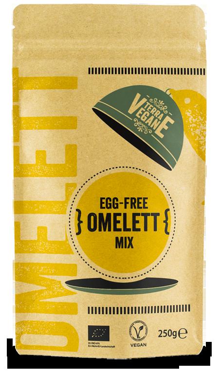 Omelette Mix - egg-free, vegan, organic 250g