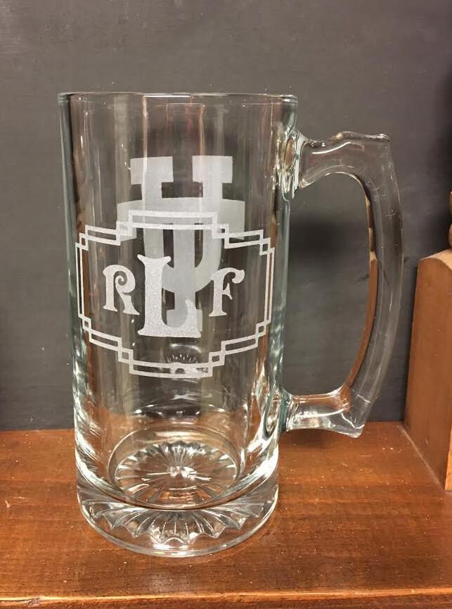 Glass - Liter Mug 34 oz.