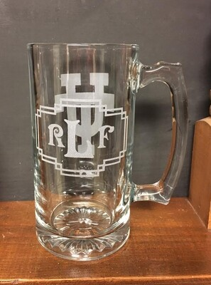 Glass - Liter Mug 34 oz.