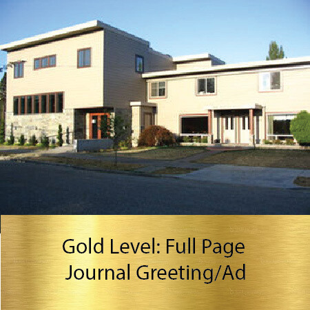 Gold Page (Full Page)