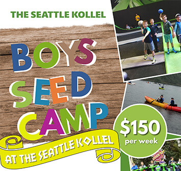 SEED Camp Program Week 3  July 12th - 16th  (Boys Camp Only)