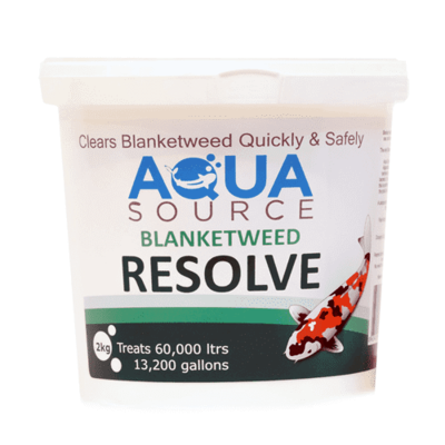 Aqua Source Blanketweed RESOLVE 2KG
