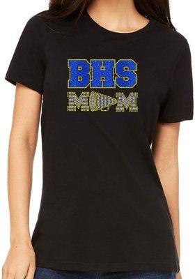Cheer Mom 1 Multidec Shirt