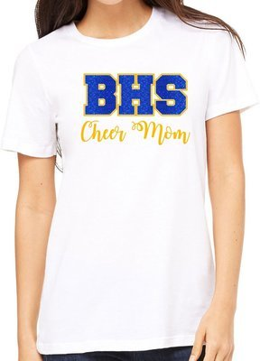 Cheer Mom 4 Multidec Shirt