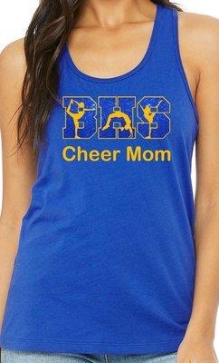 Cheer Mom 5 Multidec Shirt
